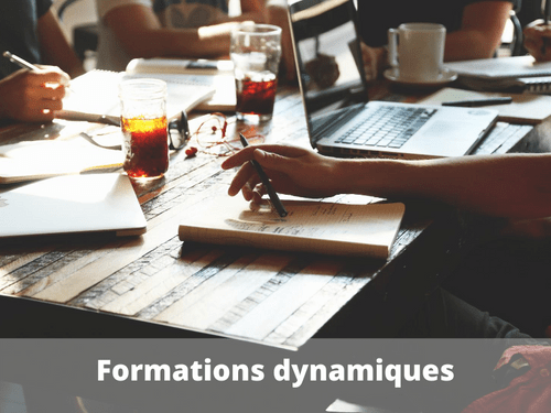 Formations dynamiques