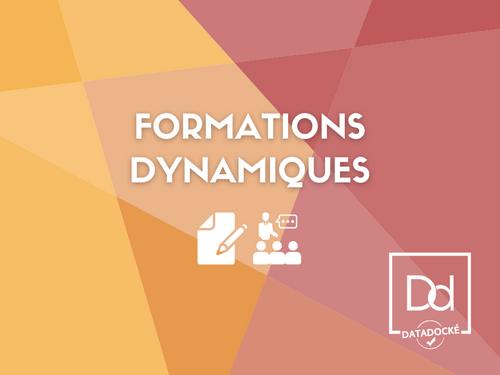 Formations dynamiques | financées par l'Etat