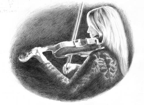 The Violinist (Full Guidebook)