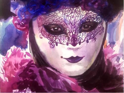 Mindful Venetian Mask (Full Guidebook)
