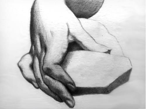 Bargue Hand Study (Full Guidebook)