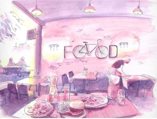 Indie Cafe Interior (Full Guidebook)