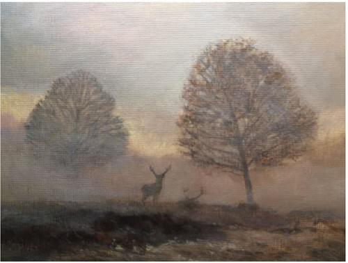 Misty Landscape (Full Guidebook)