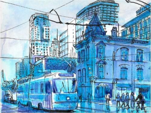 Criss-Crossing City Sky (Full Guidebook)
