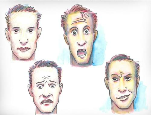 Figure and Faces: Emotion through Facial Expressions (Full Guidebook)