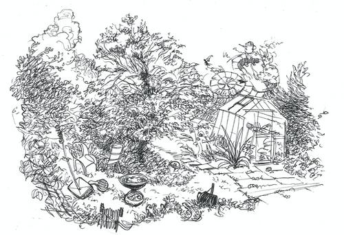 English Garden (Full Guidebook)