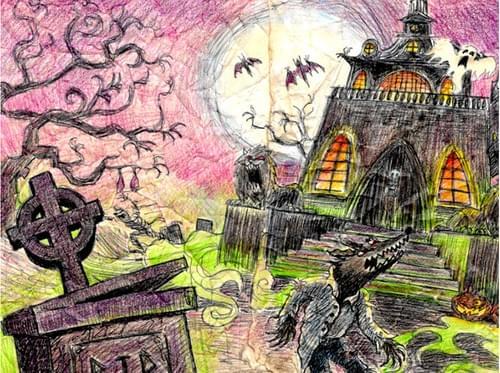 Horrifying Haunted House (Full Guidebook)