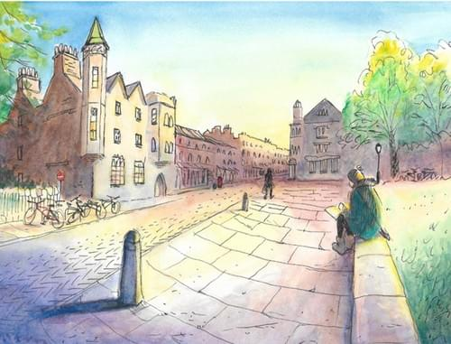 Cambridge Street Scene (Full Guidebook)