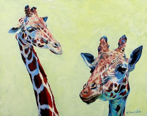 """""""Giraffe-itude"""""""