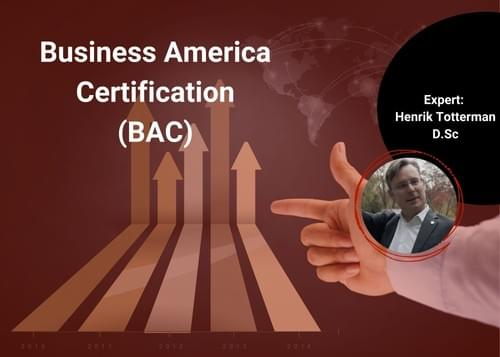 BAC - Business America Certification