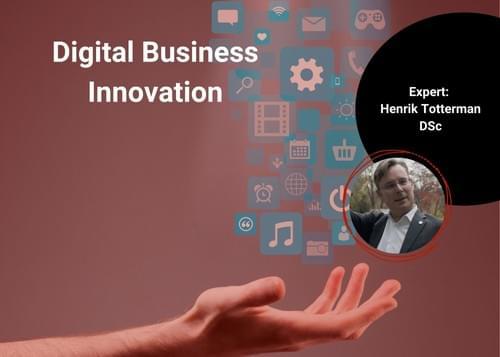 Digital Business Innovation | Multiple Experts