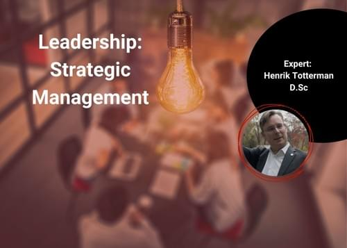 Leadership: Strategic Management   Multiple Experts