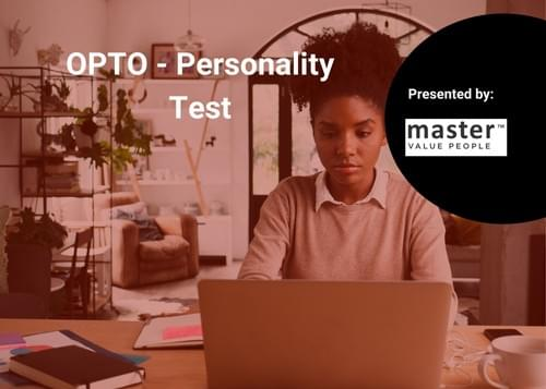OPTO - Personality Test