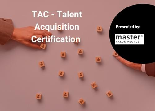TAC – Talent Acquisition Certification