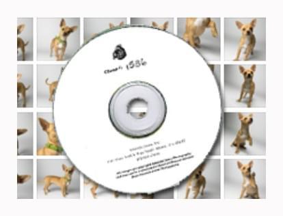 High Resolution CD