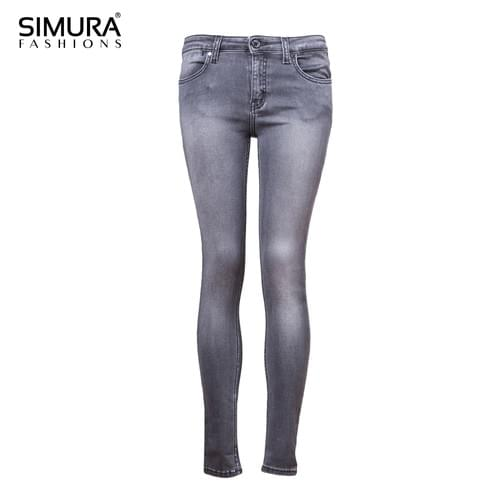 Ladies Denim Jeans Bottom