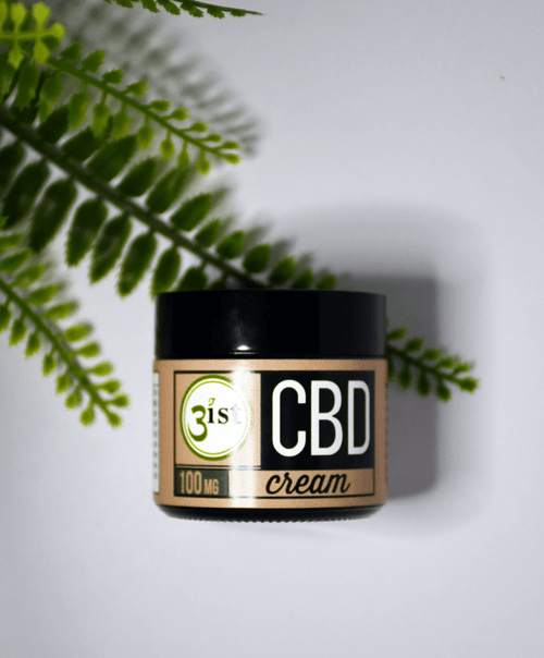 3ist CBD Luxury Cream