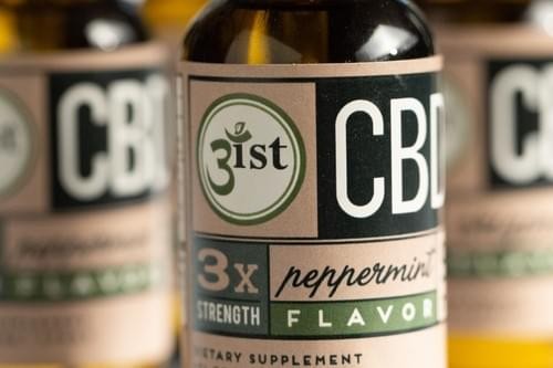 3ist CBD Oil Sublingual Spray