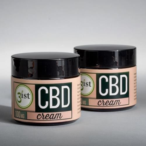 3ist CBD Luxury Cream