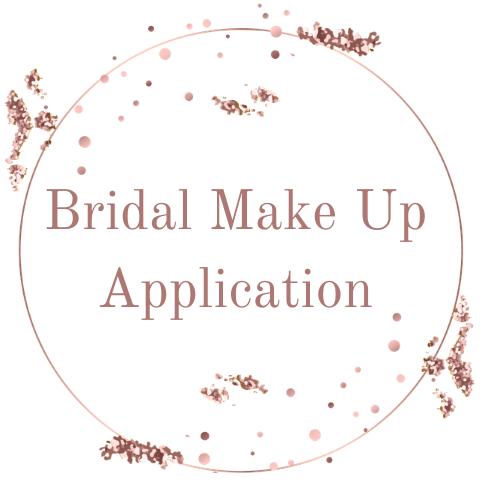 Bridal Make Up Application