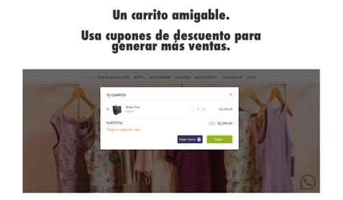 Tienda en linea // ecommerce