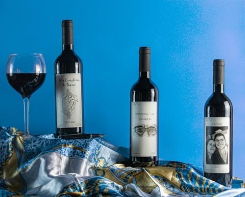 Vino Puño y Letra - 100% personalizado
