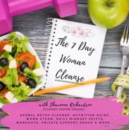 The 7 Day Woman Cleanse