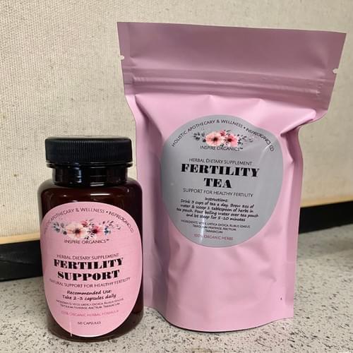 Fertility Health Combo