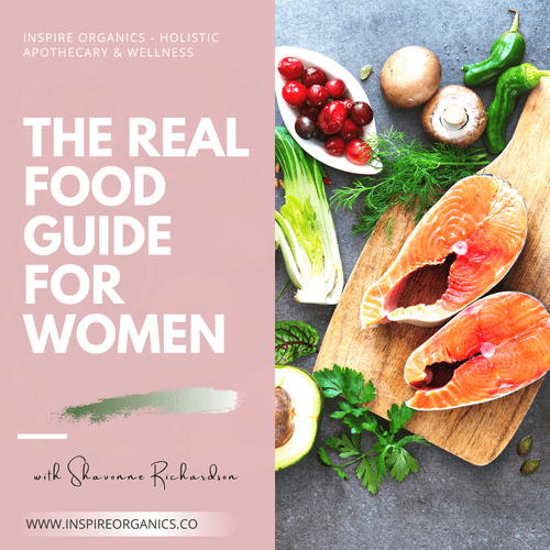 The Real Food Guide for WOMEN