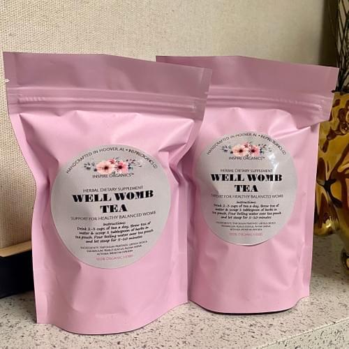Well Womb Tea