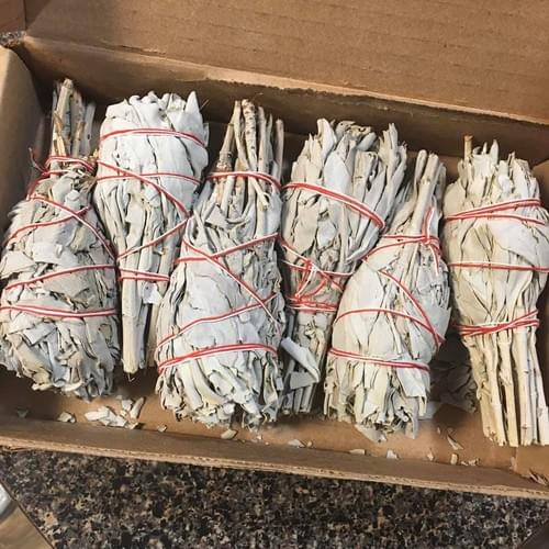 Sage Torches