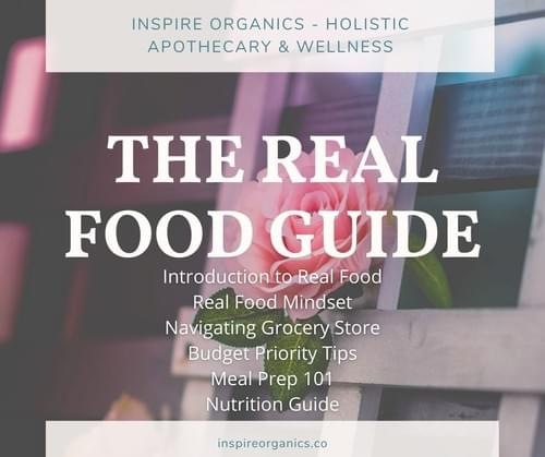 The Real Food Guide
