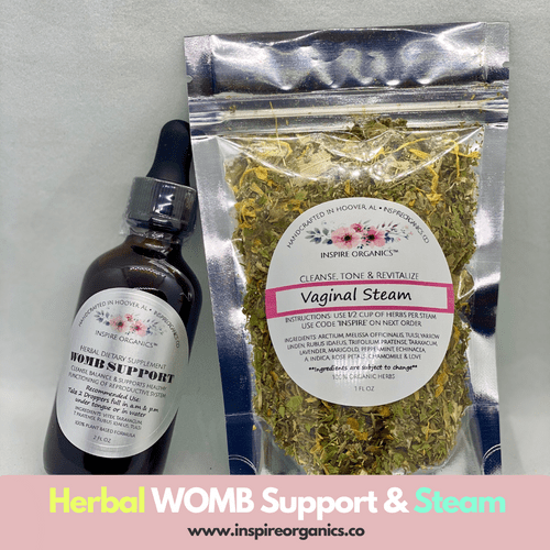 Womb Support & Steam