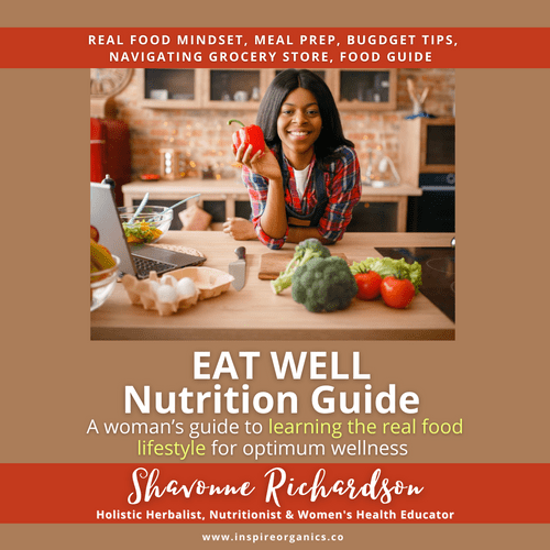 Eat Well Nutrition Guide