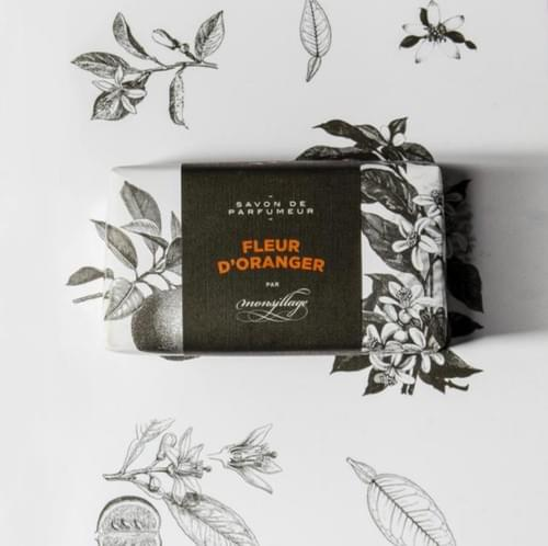 Fleur D'Oranger Savon de Monsillage