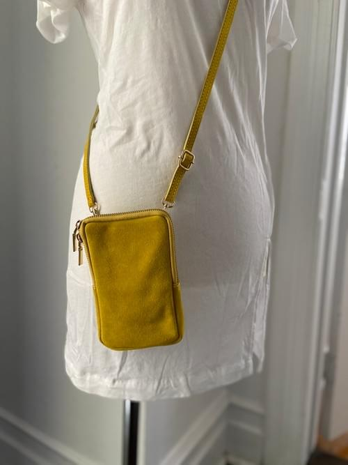 Little leather purse