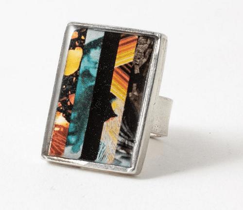 Anne Marie Chagon Senzo Ring