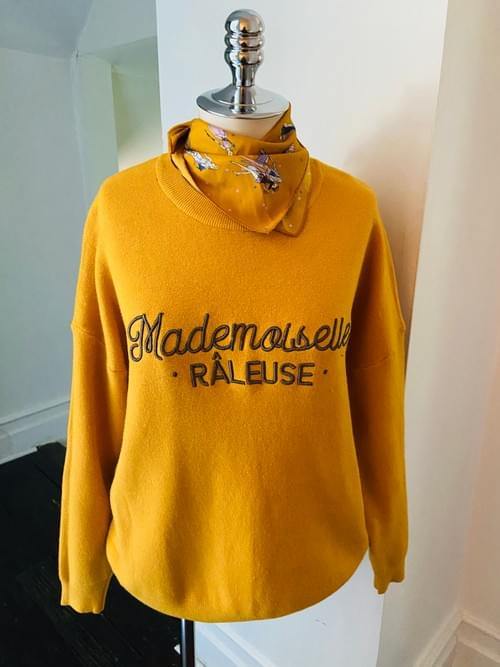 Mademoiselle Raleuse Sweater NOW ON SALE
