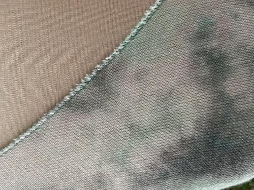 Mint Tie Dye Sweater