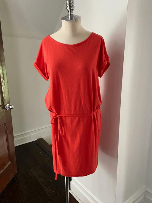 Vintage Ziliotto T- Shirt Dress