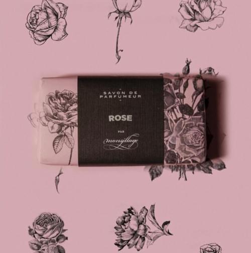 Rose Savon de Monsillage