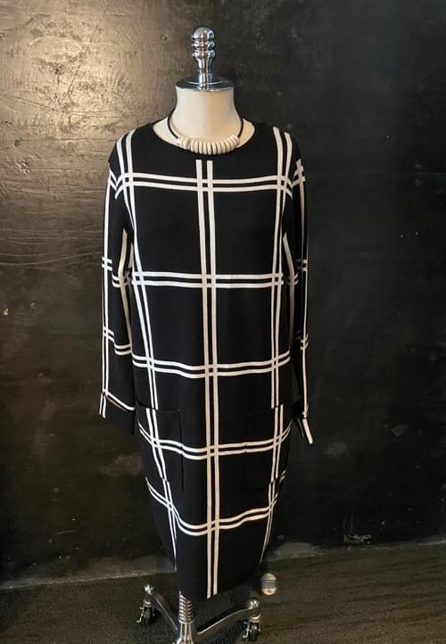 Black  Jackie O dress  NOW ON SALE