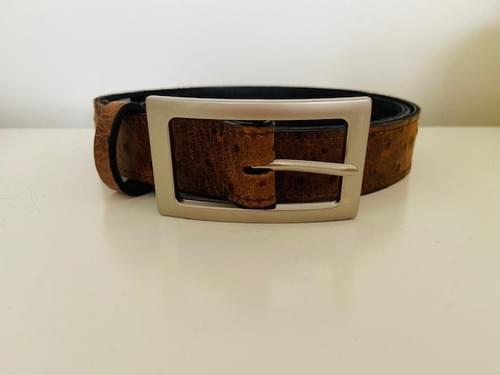 Brown  Georgia O'Keeffe Belt