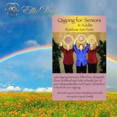 Qigong for Seniors DVD