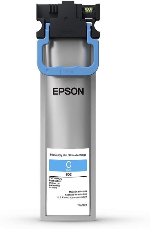 EPSON T902 STANDARD CAPACITY CYAN INK
