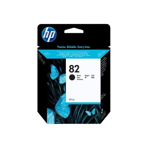 HP 82 Black Ink for 510