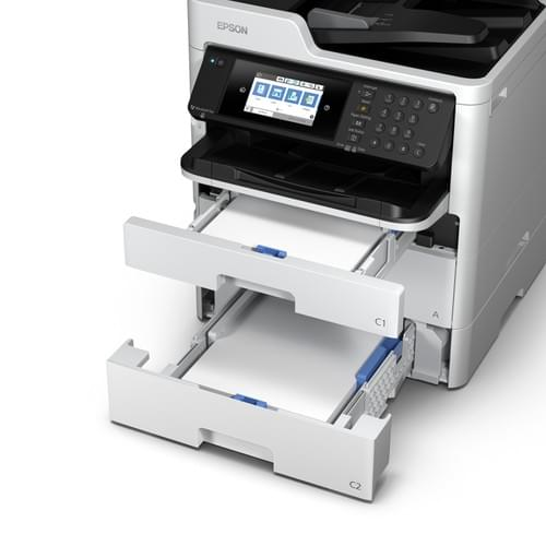 WORKFORCE PRO WF-C579R with Metered Service