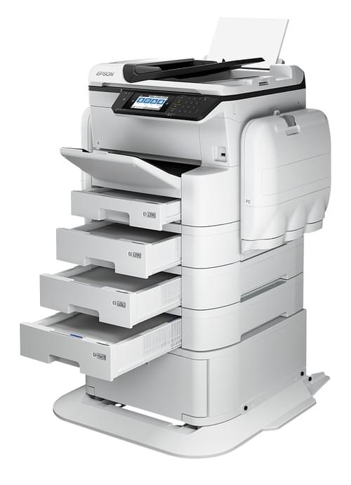 Epson Workforce Pro WF-C869R (Up to 13x19) MSRP, Call for Sale Price