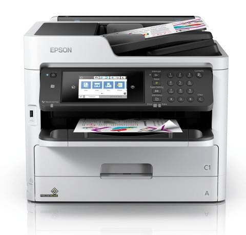 Epson Workforce Pro C5790 MFP Printer