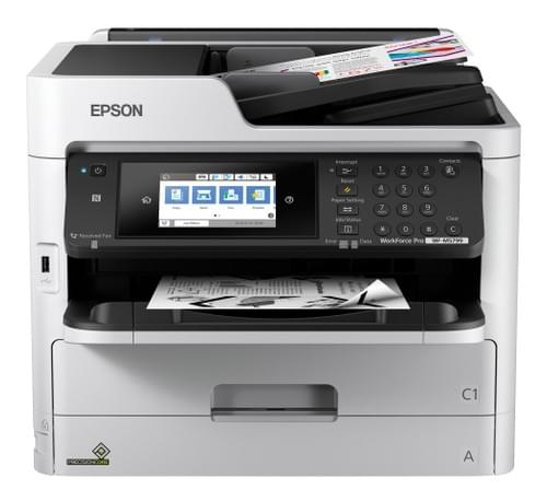 Epson Workforce Pro WF-M5799 with Metered Service